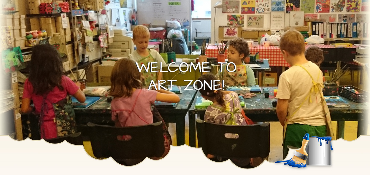 Art Zone Children Art Classes