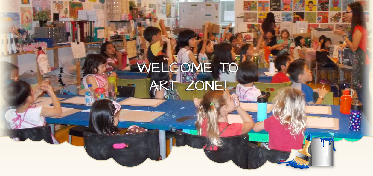 Art Zone Pottery Painting Art Classes