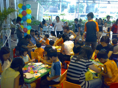 Creativity Zone @ Asian Children's Festival
