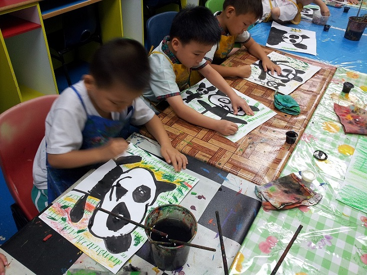 Art Learning Programme for Pre-School