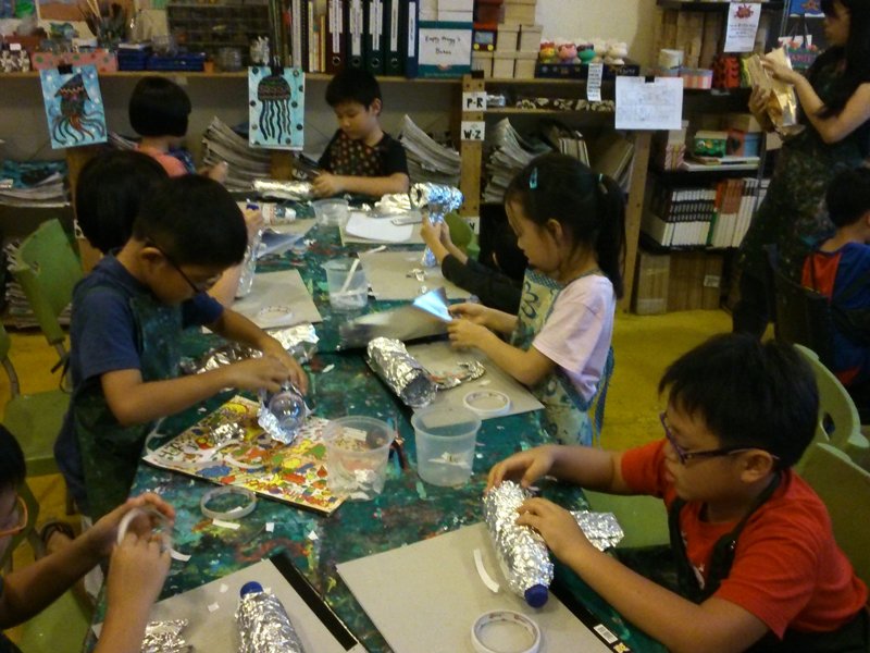 Art & Craft Workshops 2015