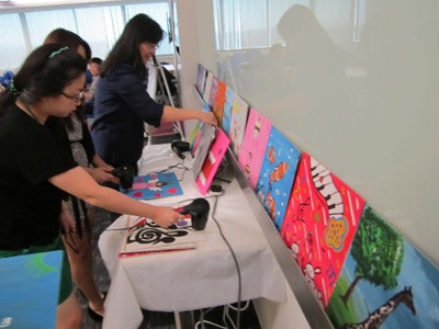 Adults Art Event