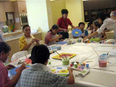 Art Workshops for Senior Citizens