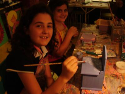 Holiday Art & Craft Workshops