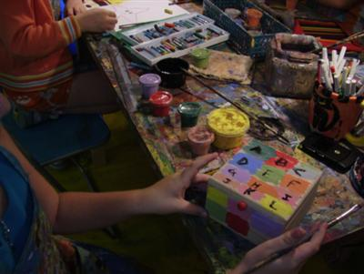 Short Term Art & Craft Workshops