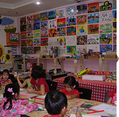 Art Zone Art Classes